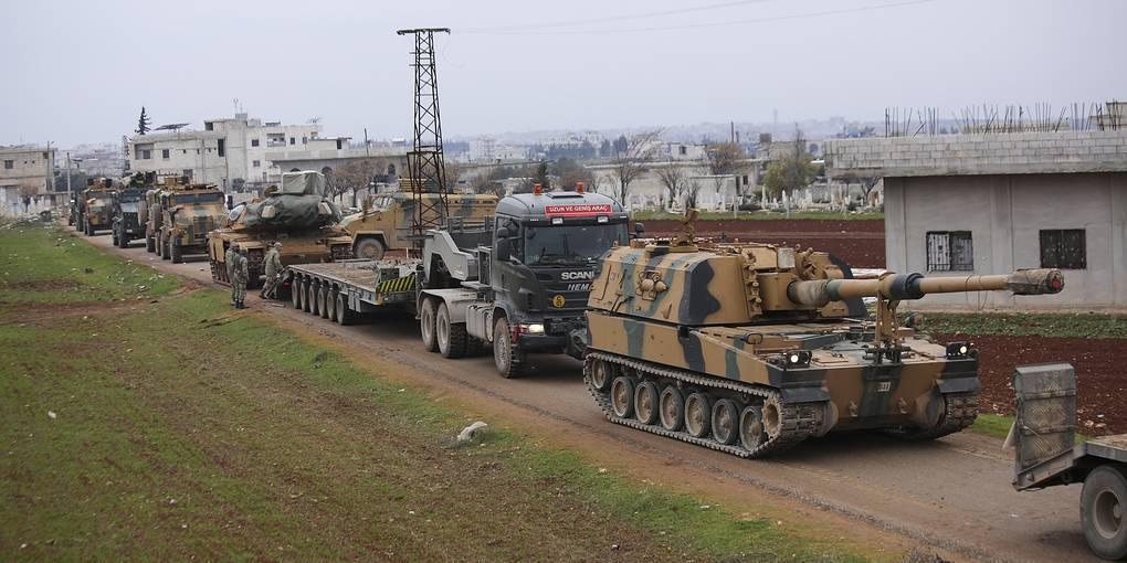 США готовы поддержать Турцию в Идлибе