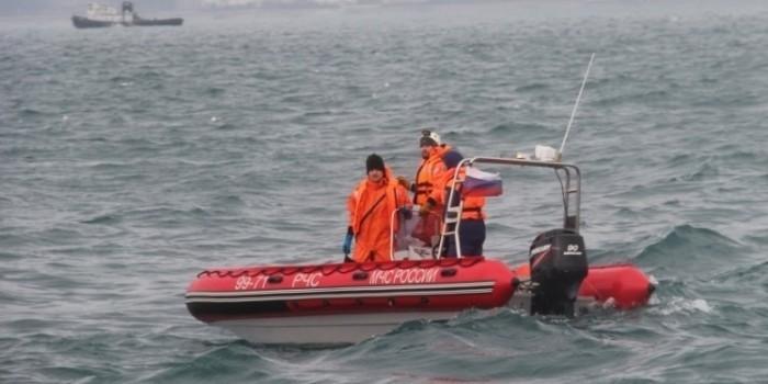 На месте поисков Ту-154 под Сочи обнаружили американский бомбардировщик