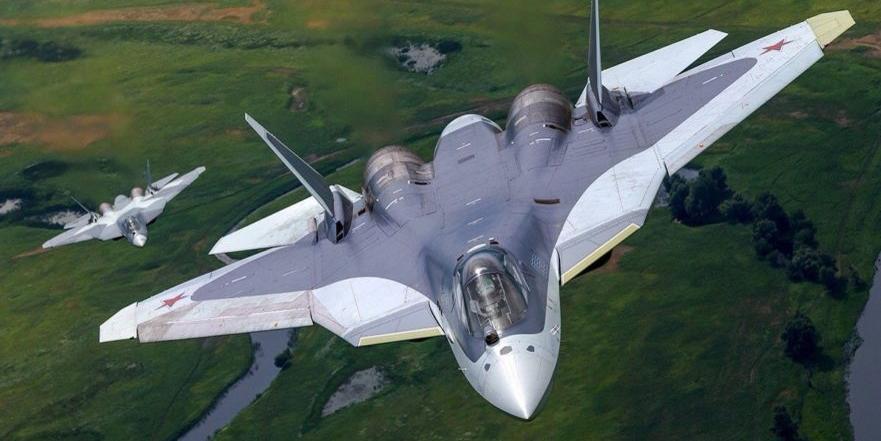 В Рособоронэкспорте назвали условие продажи Су-57 другим странам