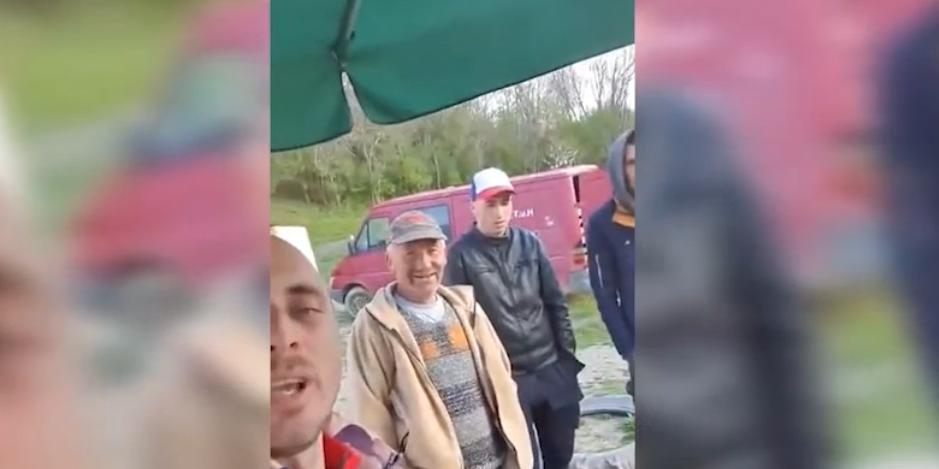 """Шашлычники в шутку сняли себя на видео """"для полиции"""" и получили штраф в 28 тысяч евро"""