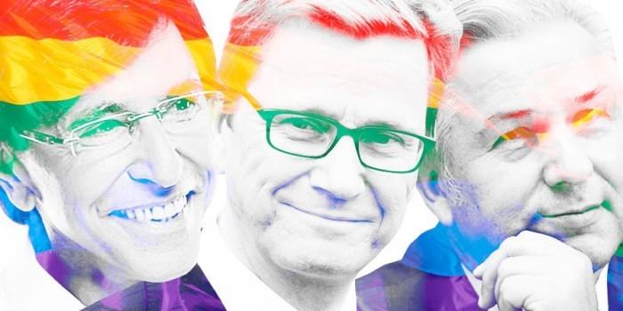 Политики-геи: как они управляют городами и странами Запада