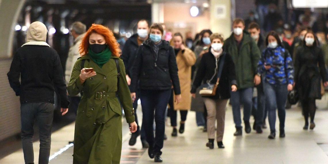 В ВОЗ заметили улучшение ситуации с коронавирусом в России