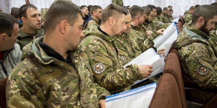 Аваков рассказал о 500 самоубийствах среди участников АТО