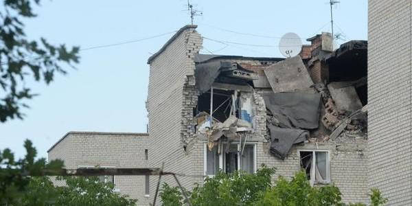 При обстреле Донецка получили ранения не менее 60 мирных жителей