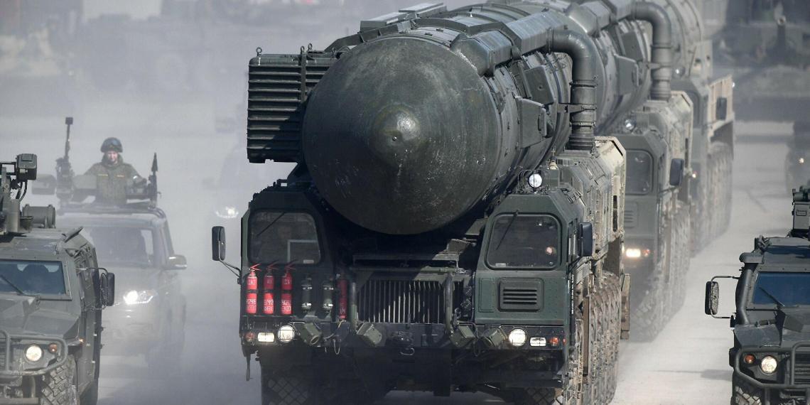"""Минобороны опубликовало характеристики ядерной ракеты """"Ярс"""""""