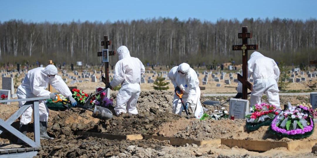 В СПЧ предложили проводить похороны онлайн