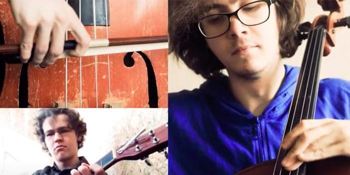Студенты ВГИКа в честь Дня Победы сняли клип на песню Окуджавы