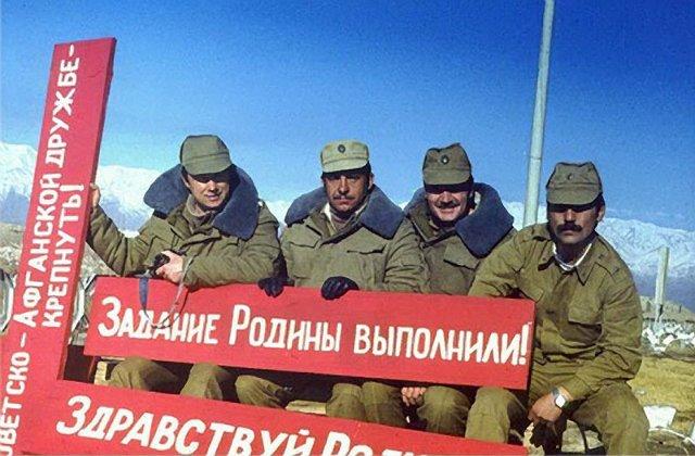 В Донецке воины-афганцы разогнали местный Евромайдан