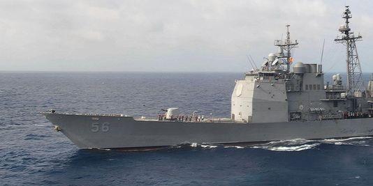 Пентагон вновь обвинил российский корабль в опасном сближении