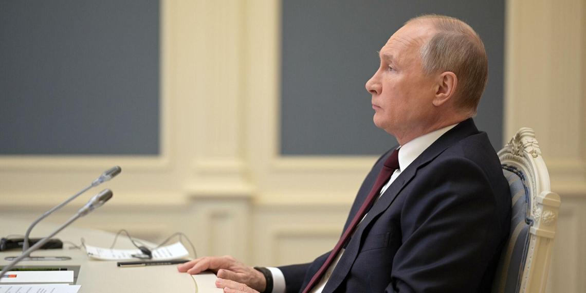 Путин ответил Зеленскому на предложение о встрече в Донбассе