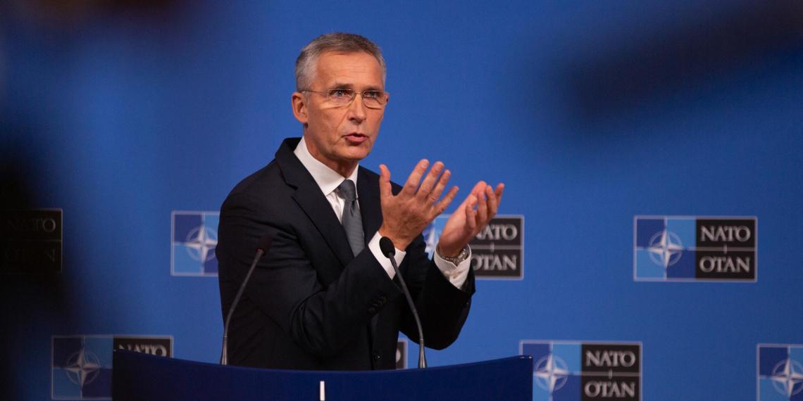 Столтенберг связал восстановление экономики западных стран с увеличением их взноса в НАТО