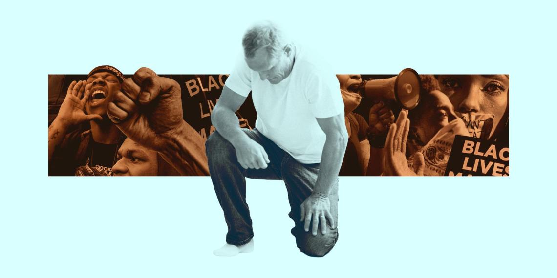 Все на колени: как Америка присягает новому порядку