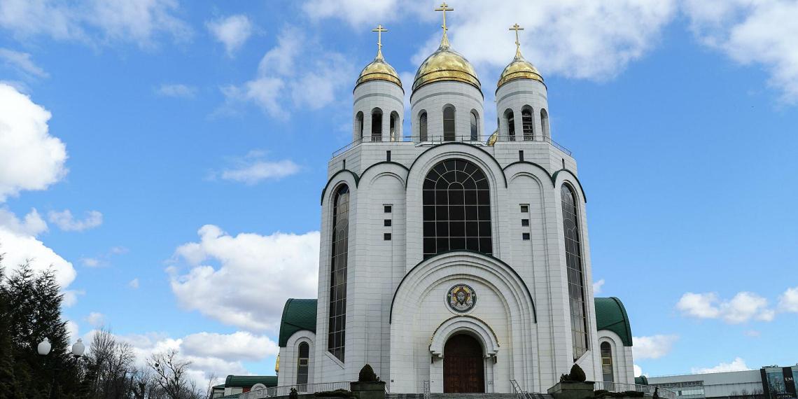 Осквернившие священный источник в Калининграде оказались военнослужащими Балтийского флота