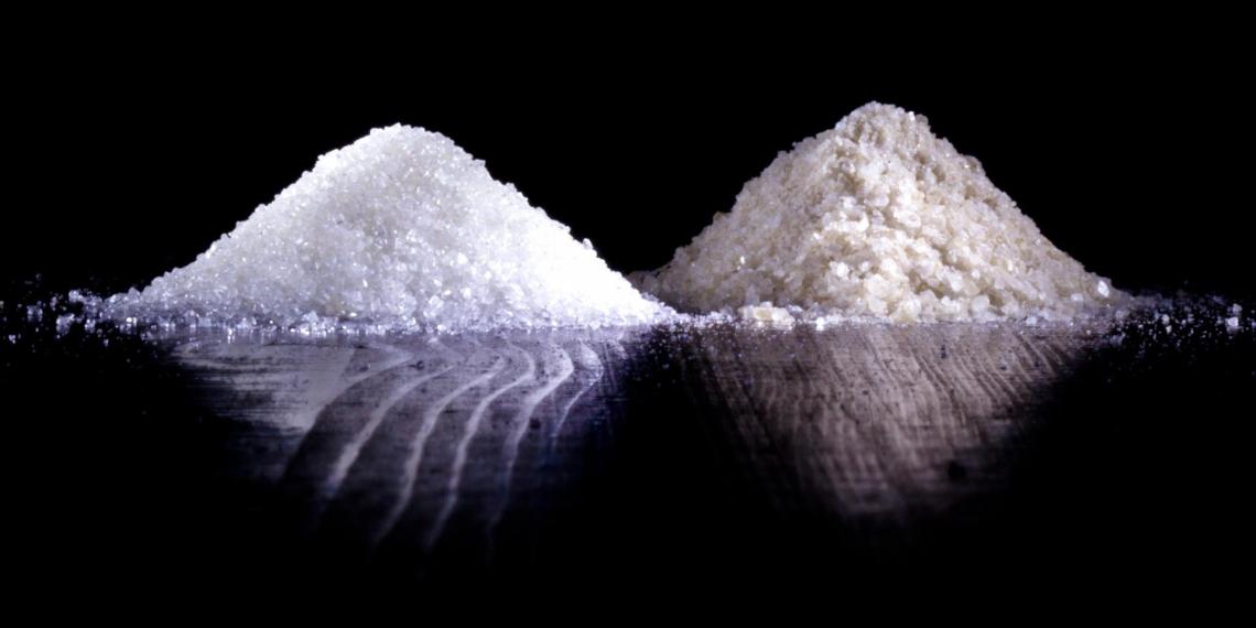 В Великобритании планируют ввести налог на соль и сахар