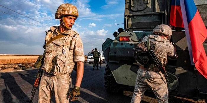Россия усилила свое присутствие в Сирии перед переговорами с Турцией