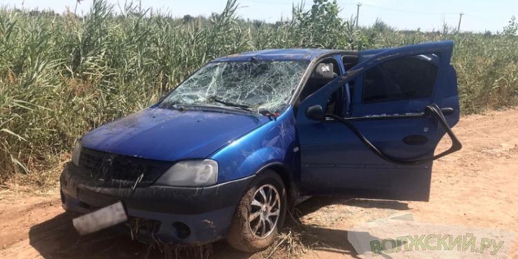 В Волгоградской области расследуют гибель восьми человек в Renault Logan