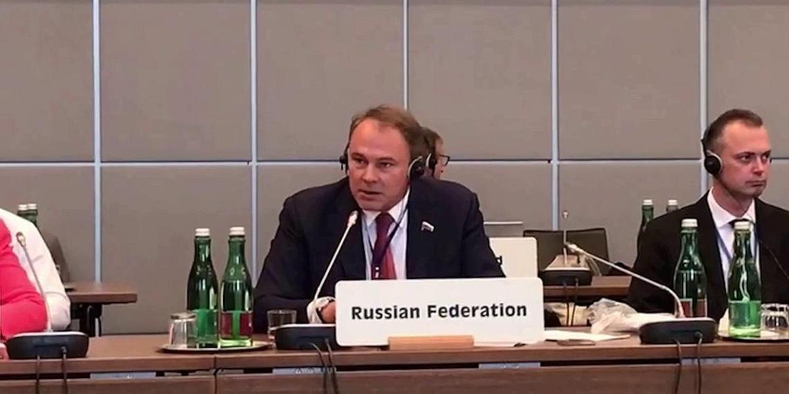 Российская делегация в ПАСЕ покинула заседание из-за украинской резолюции