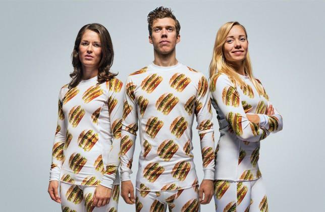 McDonald's запустил линию одежды