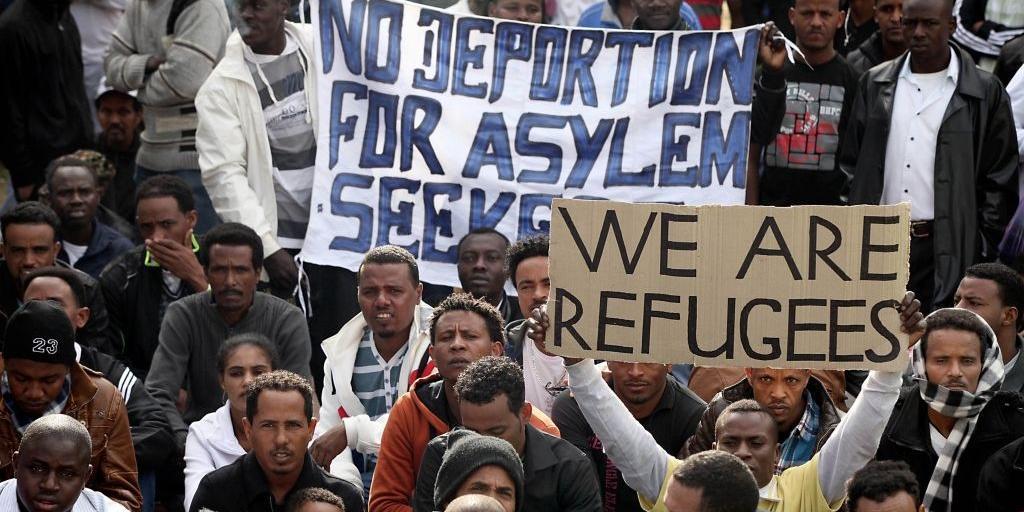 В Израиле предложили отправить беженцев из Африки в Чечню