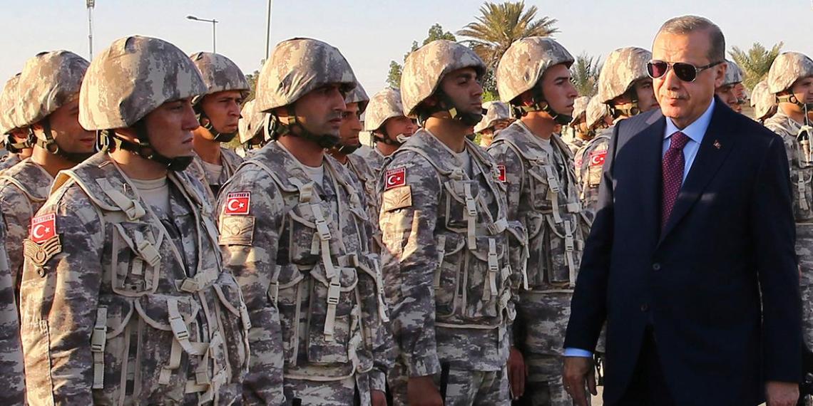 Парламент Турции рассмотрит указ Эрдогана об отправке военных в Азербайджан