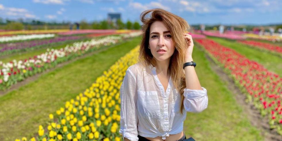 Украинская телеведущая похитила фекалии ради 1,5 тысяч рублей