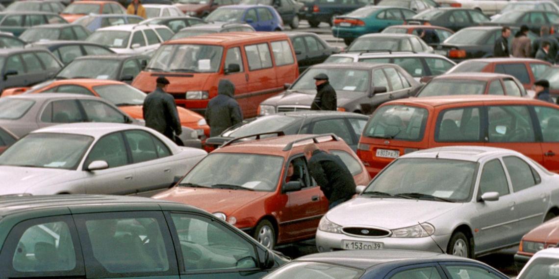 Подержанные автомобили в России с начала года подорожали сильнее новых