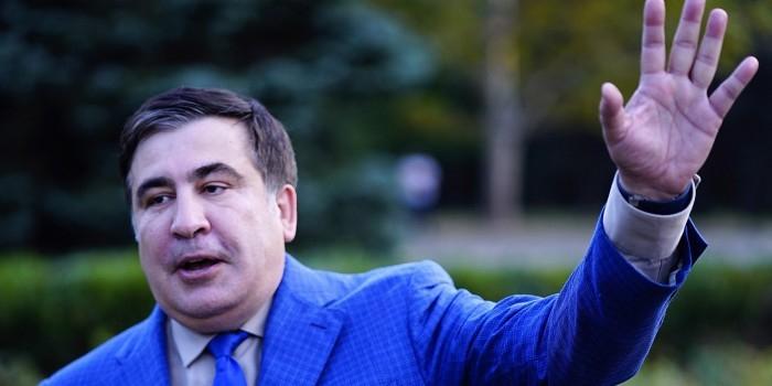 """Саакашвили озвучил имя разработчика плана """"Шатун"""""""