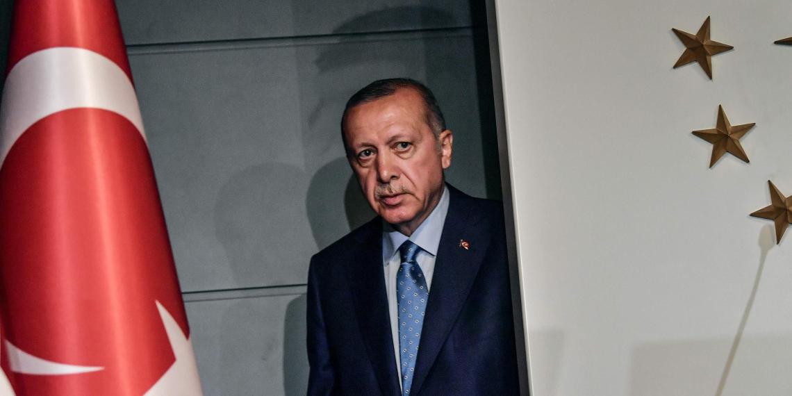 Эрдоган отреагировал на признание Байденом геноцида армян