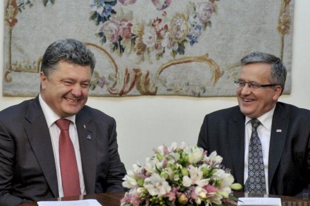 Украина втягивает в конфликт на Донбассе Польшу