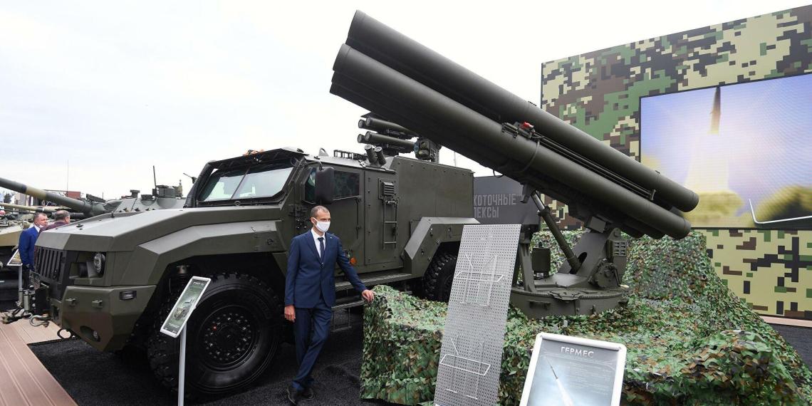 """Американские СМИ назвали нового """"убийцу"""" западных танков из России"""