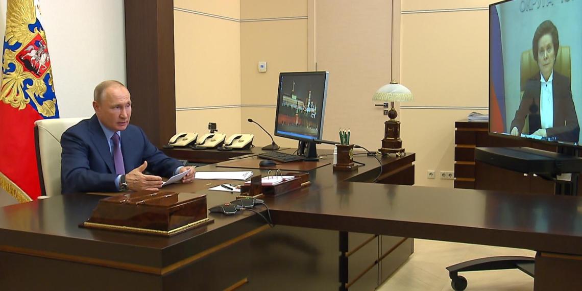 Эксперт прокомментировал одобрение президентом планов Комаровой на следующий губернаторский срок