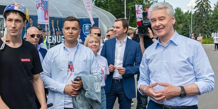 Собянин: в Москве прошла опасность новой вспышки коронавируса после снятия ограничений