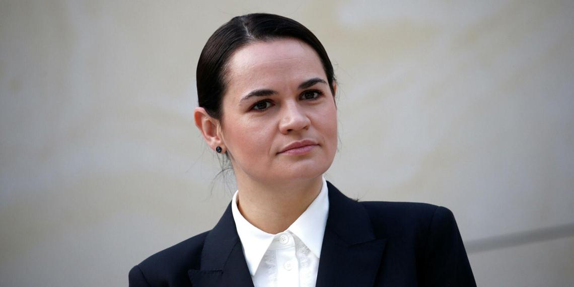 На Тихановскую завели дело о подготовке теракта