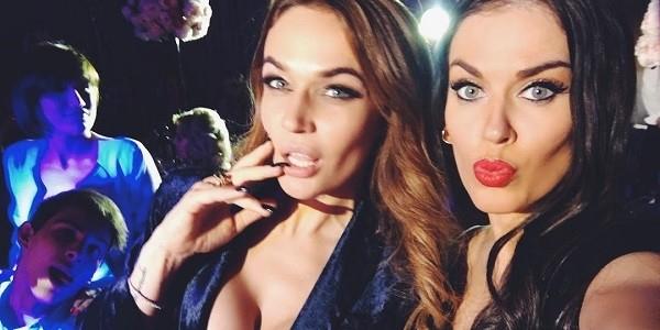 Алена Водонаева показала грудь в откровенном видео