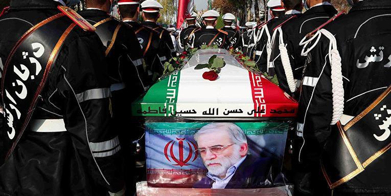 В США назвали вероятные причины убийства иранского физика-ядерщика