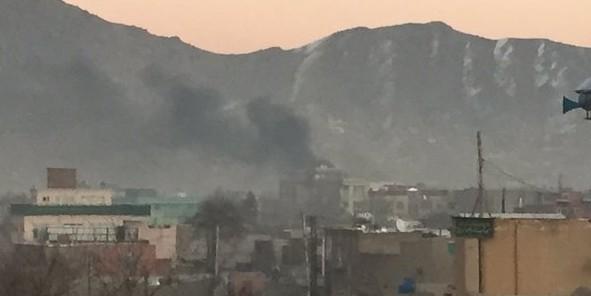 У здания российского посольства в Кабуле прогремел взрыв