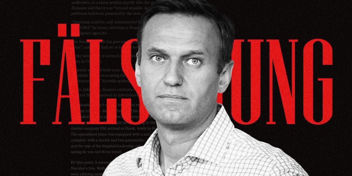 Зарубежные гастроли Навального: что не так со словами немецких чиновников