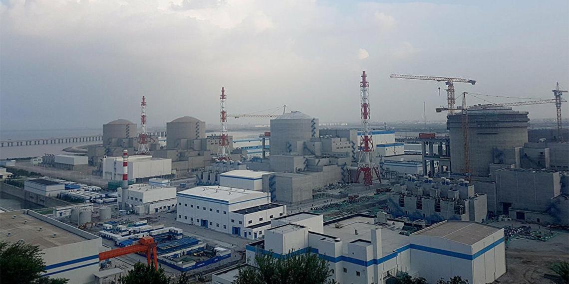 Путин и Си Цзиньпин открыли строительство новых атомных блоков в КНР