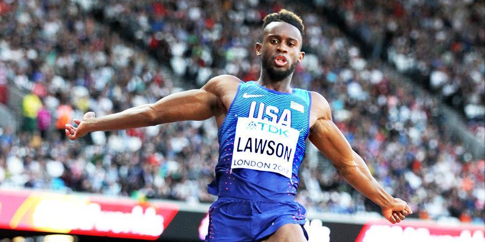 Американский легкоатлет не понесет ответственности за положительную допинг-пробу