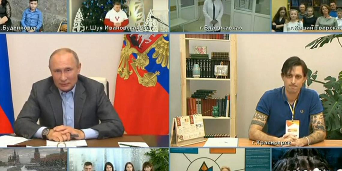 Президент РФ назвал добровольцев примером нравственной силы для общества