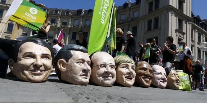 Чешские СМИ о G7: хорошо, что Россия не участвовала в этом балагане