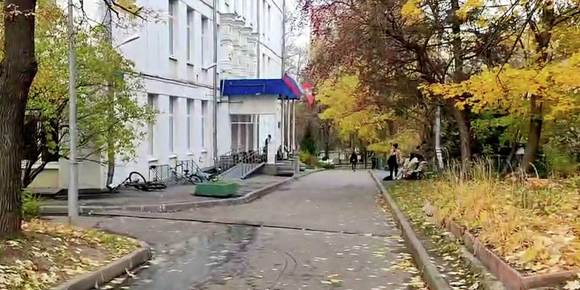 """Топ-менеджеру """"Лукойла"""" выписали штраф 500 рублей за устроившего стрельбу возле школы сына"""