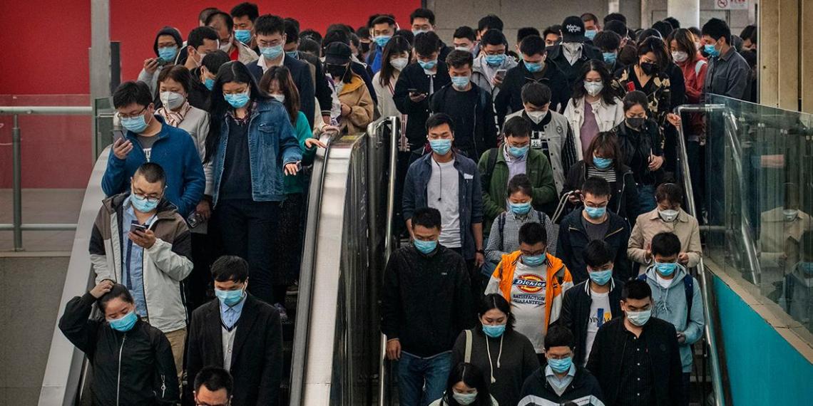 ВВП Китая рухнул впервые за 28 лет на фоне коронавируса