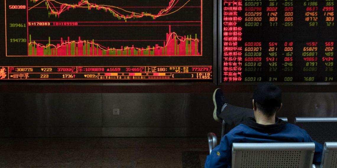 Китай создаст новую фондовую биржу на фоне противостояния с США