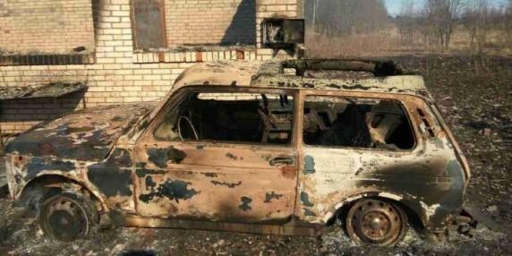 """В Ленобласти нетрезвый мужчина сжег деревню, приняв ее за """"штаб моджахедов"""""""