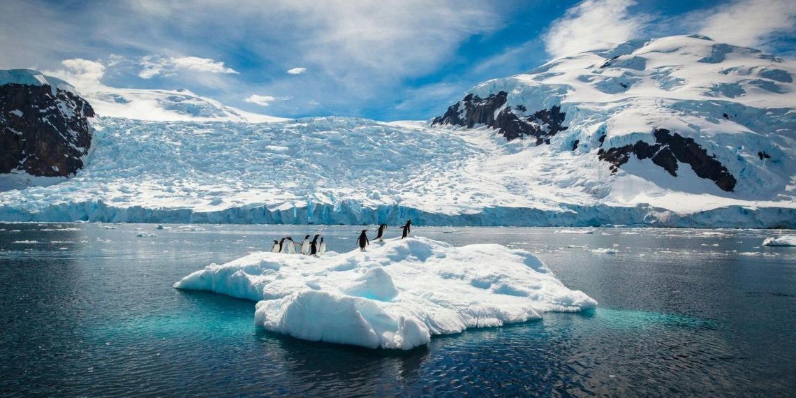 Ученые объяснили потерянное тепло Антарктиды