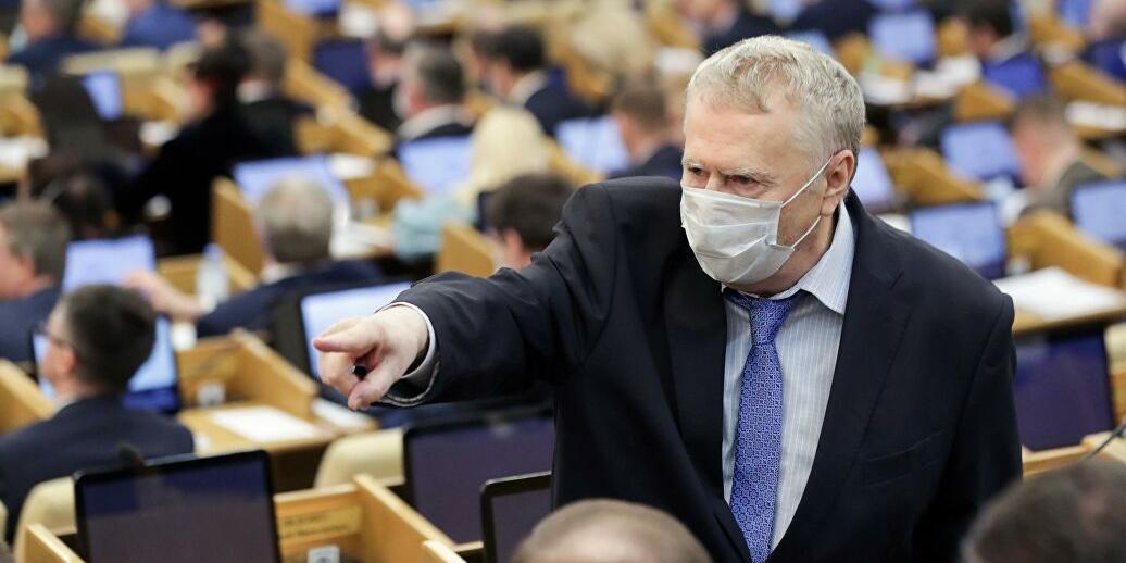 Жириновский предложил в два раза сократить число депутатов и сэкономить деньги