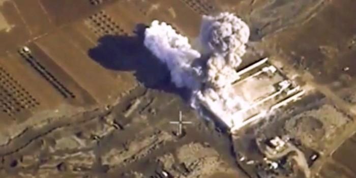 В ходе сирийской кампании Россия испытала новые беспилотники на водородном топливе