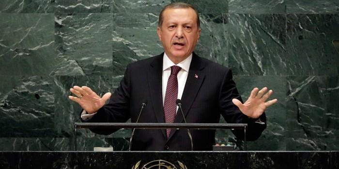 Эрдоган назвал условие сотрудничества Турции с США в Сирии