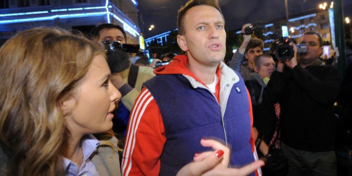 """""""Монополия на оппозиционность"""": Собчак обвинила Навального в лицемерии и вождизме"""